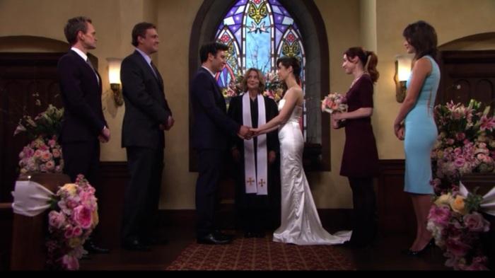 HIMYM_LastEpisode_Wedding