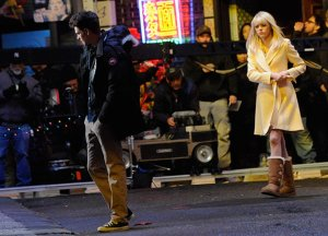 amazing spiderman 2 - emma stone - andrew garfield