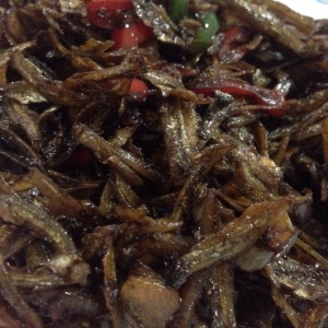 Anchovies with Soy Sauce 002