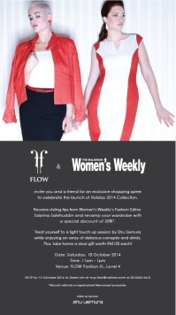 Flow and Women's Weekly 2