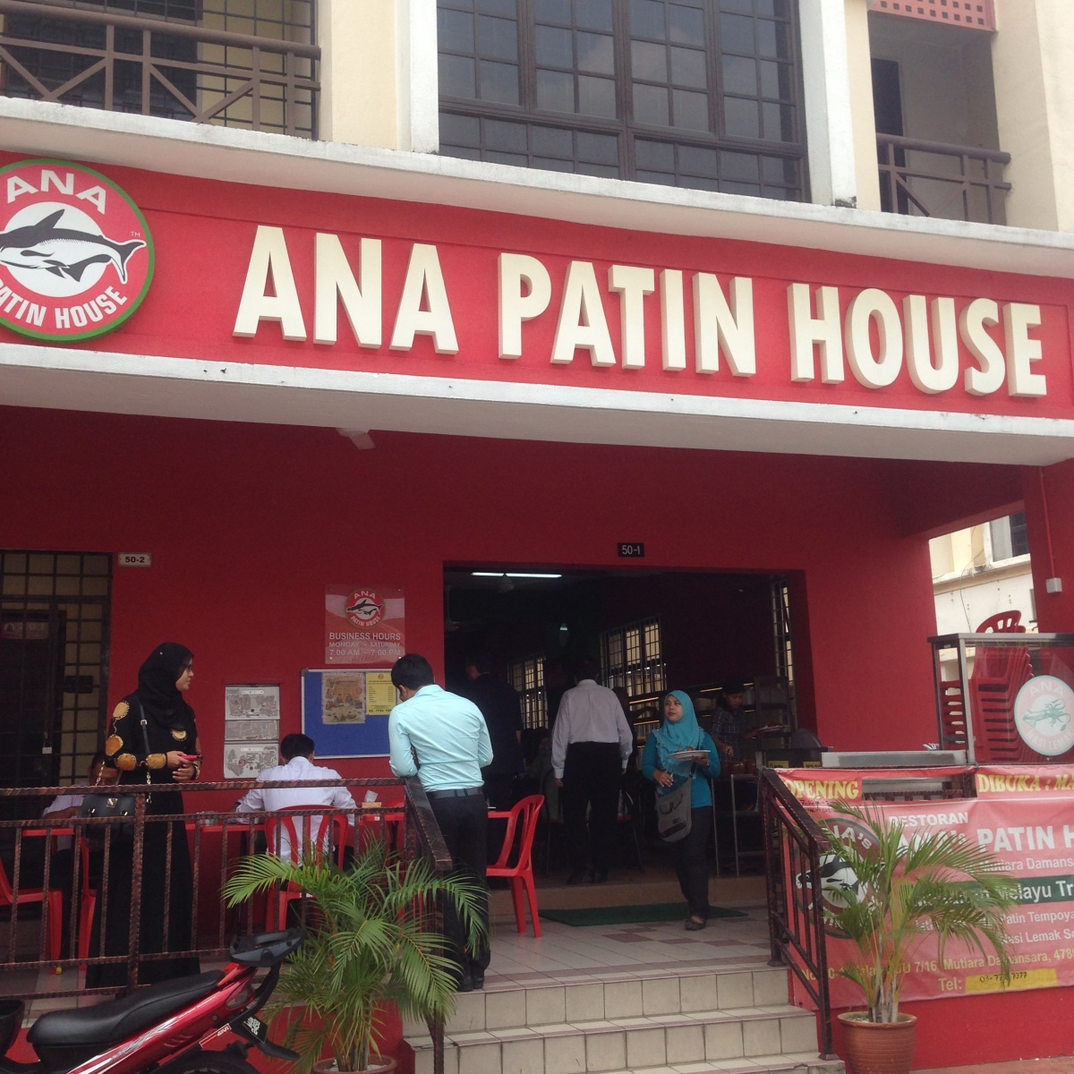 Ana Patin House