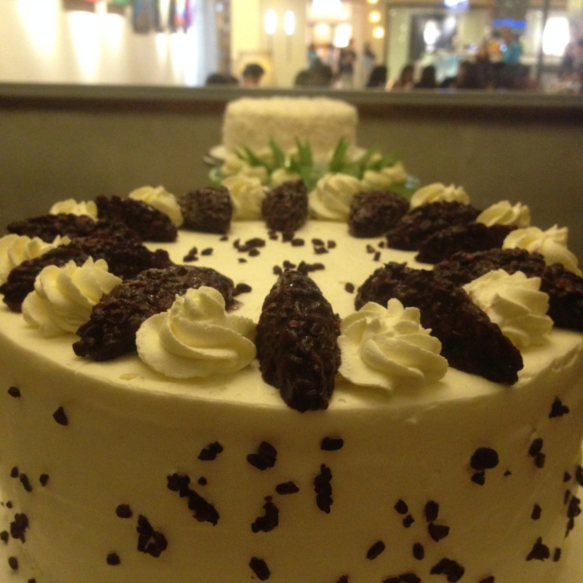 Cakes, Wonderful Cakes at Nutmeg Bangsar