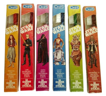 Star Wars Tooth Brush