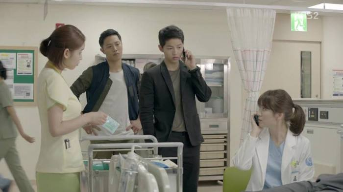 Descendants of the Sun 008