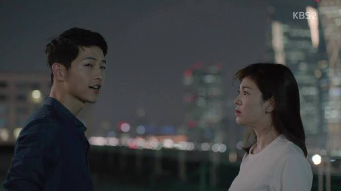 Descendants of the Sun 010