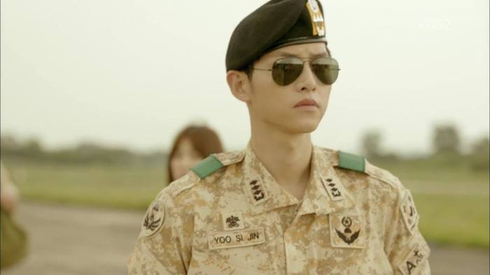 Descendants of the Sun 011
