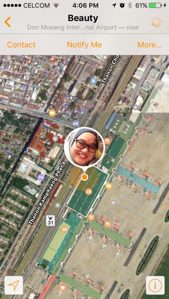 Belacan Girl in Bangkok
