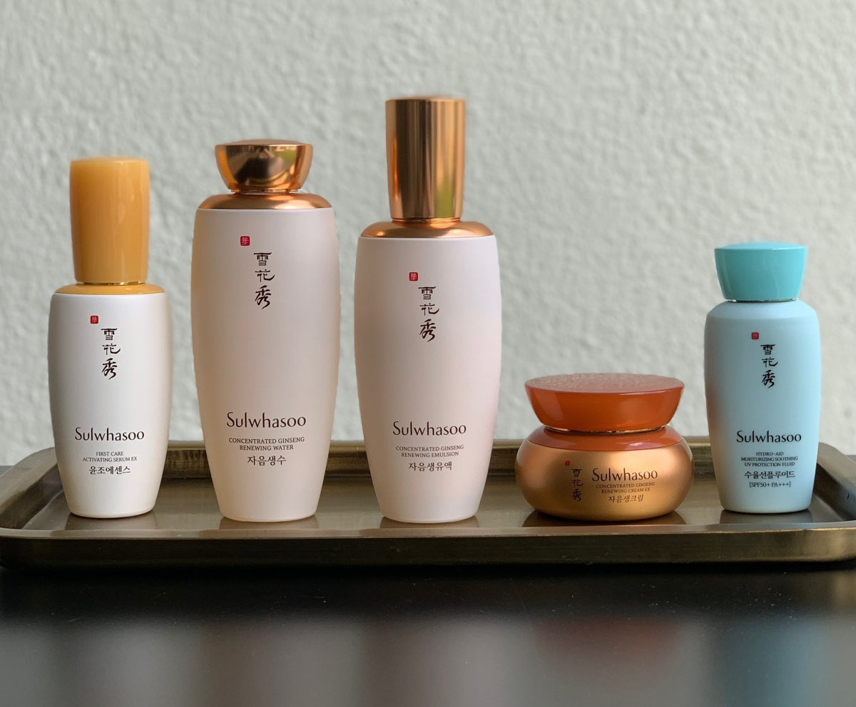 My Sulwhasoo Journey
