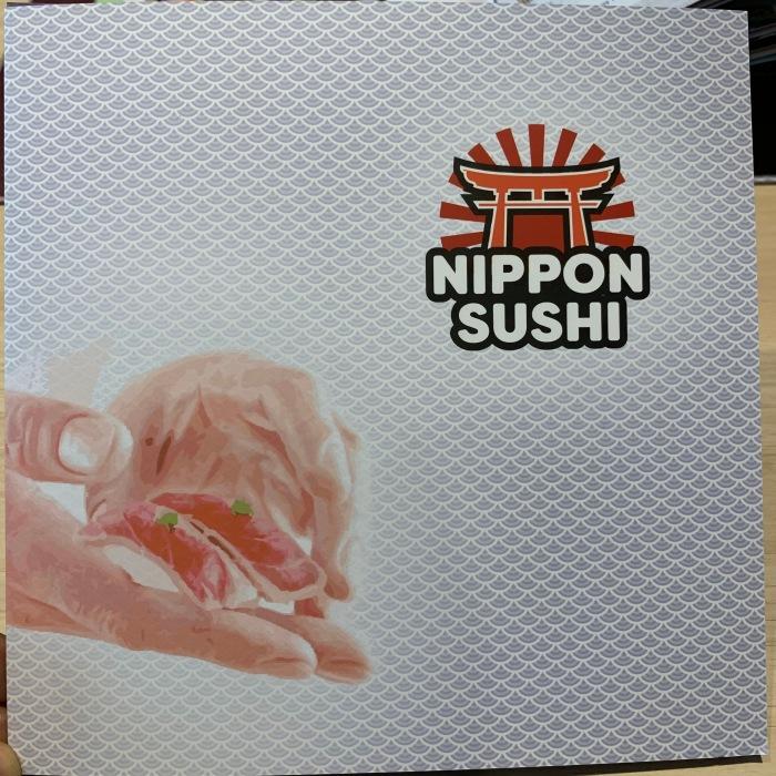 BGCB - Nippon Sushi - Sushi Menu 001