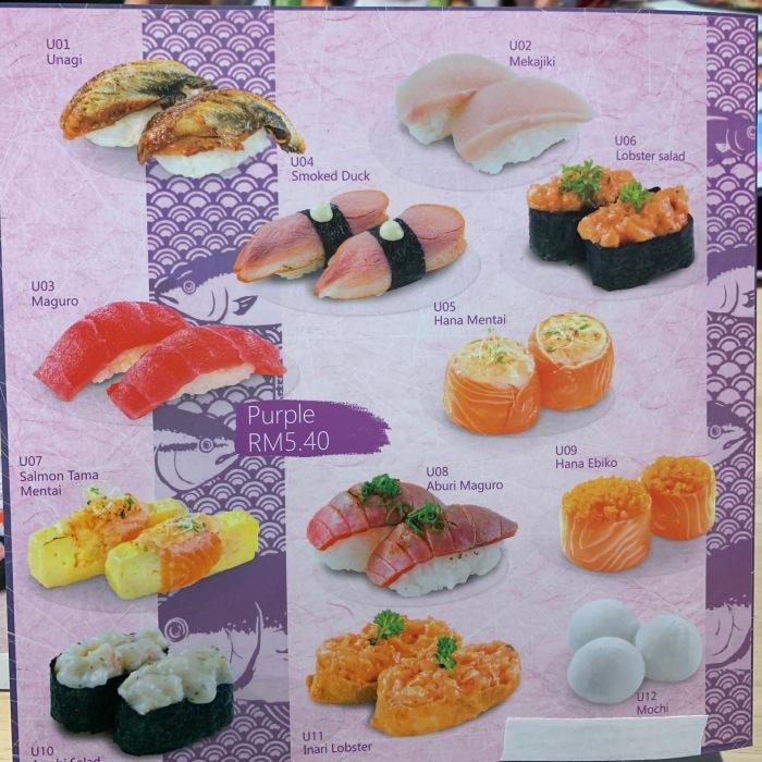 BGCB - Nippon Sushi - Sushi Menu 002