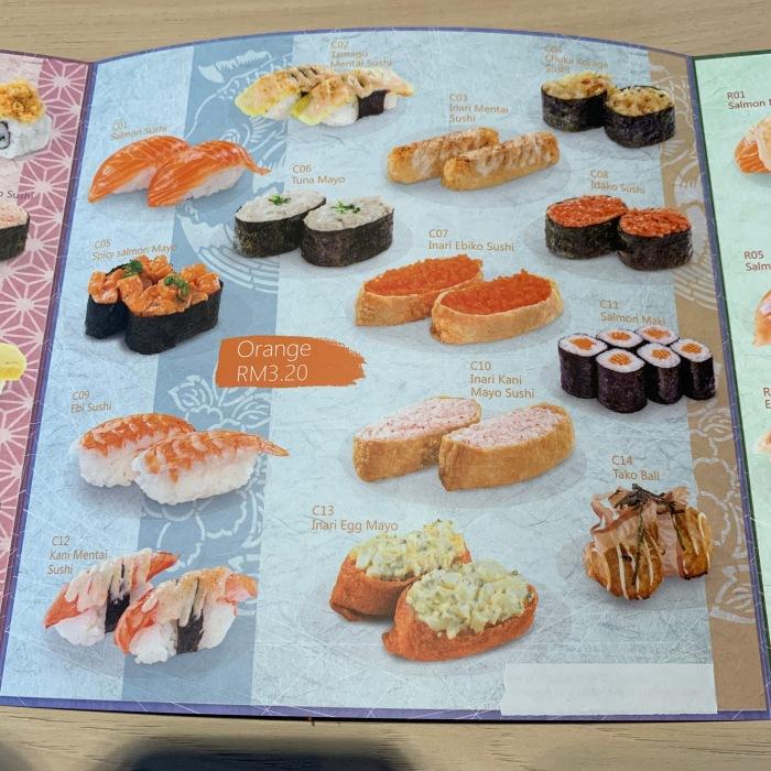 BGCB - Nippon Sushi - Sushi Menu 004