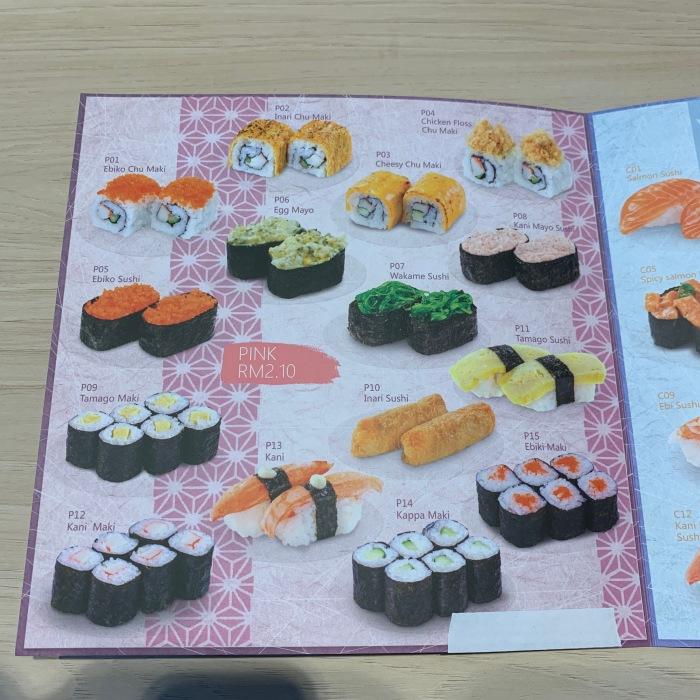 BGCB - Nippon Sushi - Sushi Menu 005