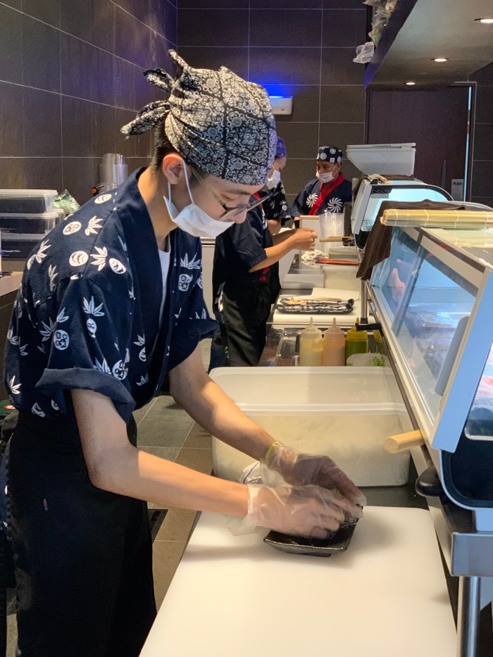 Nippon Sushi KJ 3