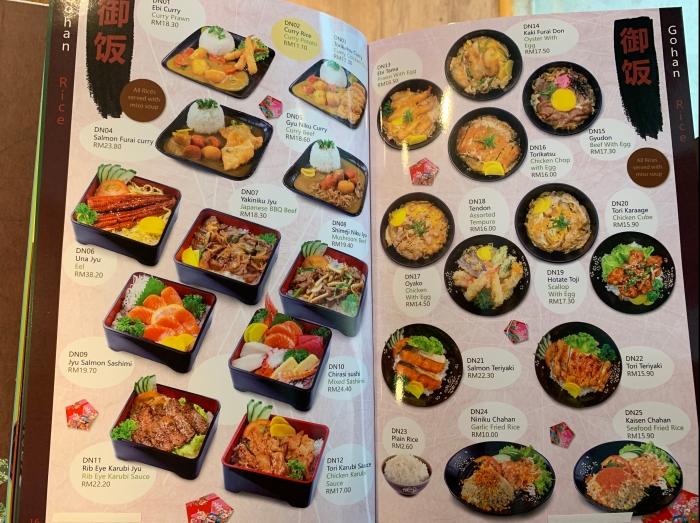 Nippon Sushi Menu 008